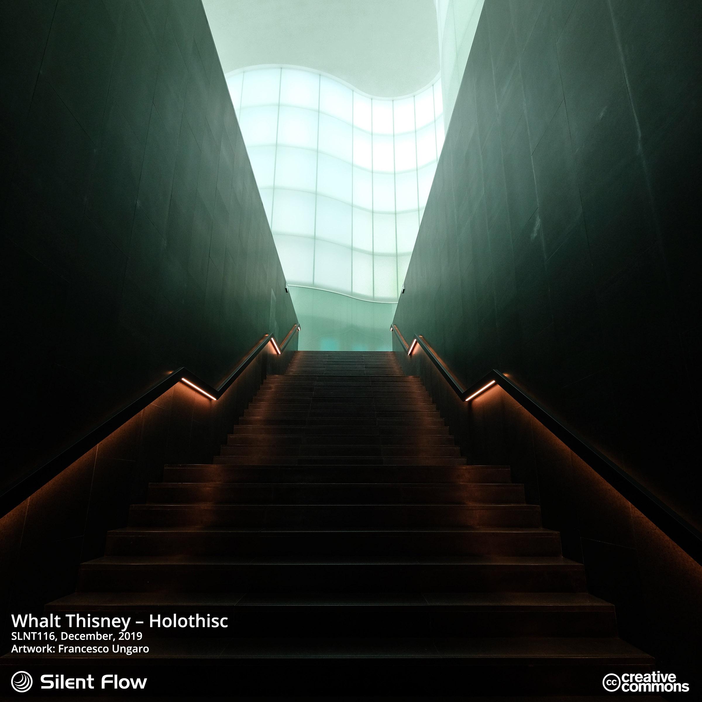 Whalt Thisney – Holothisc