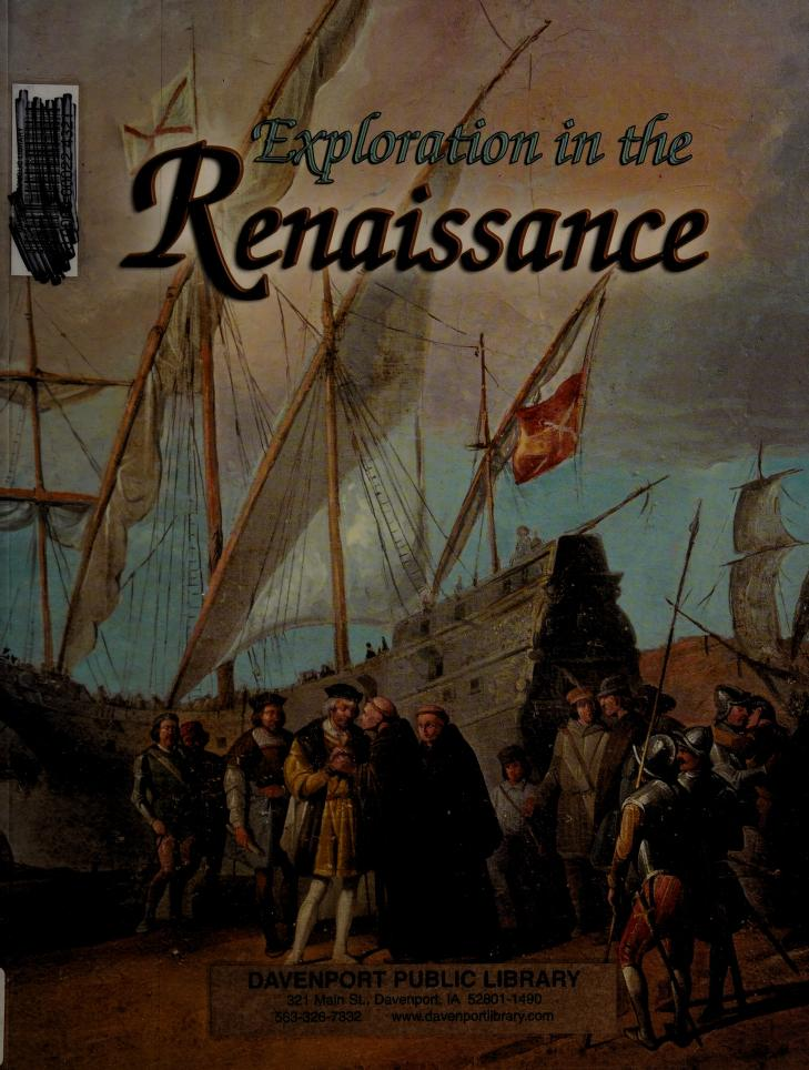 Exploration in the Renaissance by Lynne Elliott