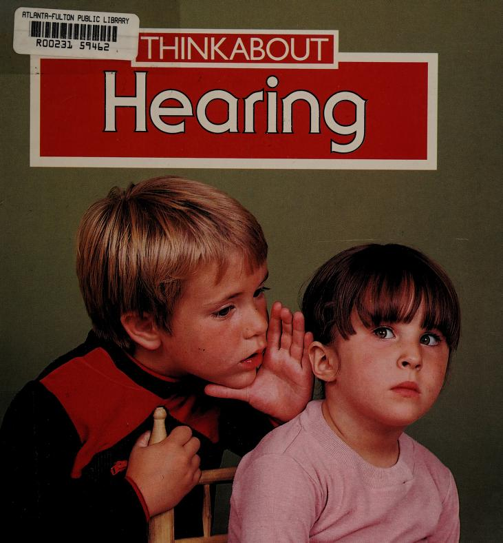 Hearing by Henry Arthur Pluckrose