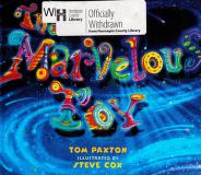 Cover of: The marvelous toy | Tom Paxton