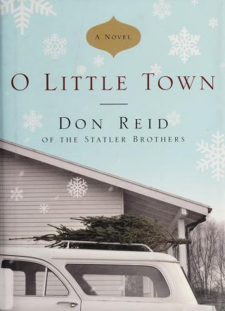 Cover of: O little town | Don Reid