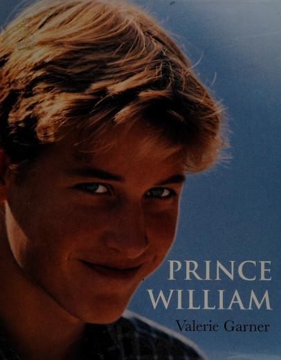 Prince William by Valerie Garner