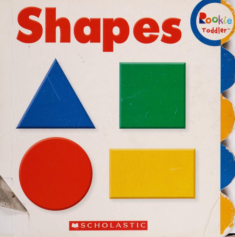 Shapes by Children's Press (New York, N.Y.)