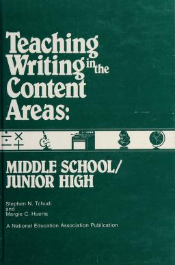 Cover of: Teaching writing in the content areas | Stephen Tchudi